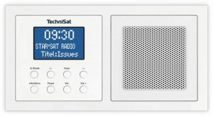 TechniSat Radio cyfrowe UP1 DAB+ do zabudowy